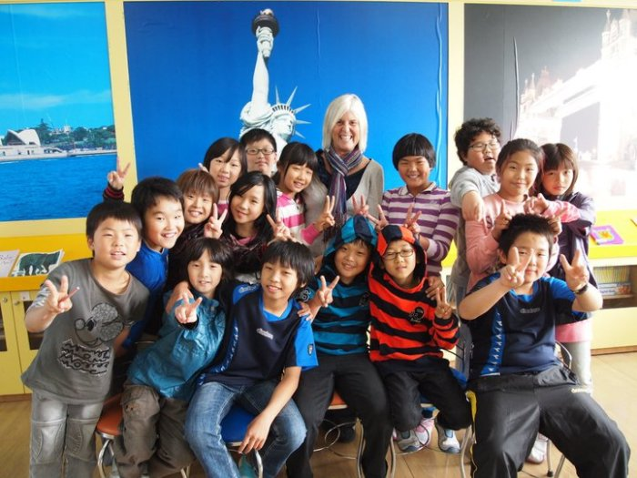 Teaching English in Korea ~ not where I intended to go