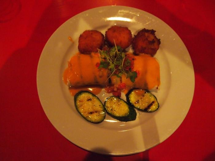 Dinner at Pescado's