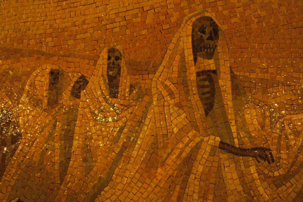 catacombs & crypts of the franciscan monastery (5/6)