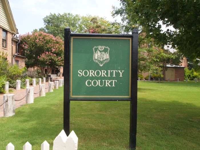 Sorority Court