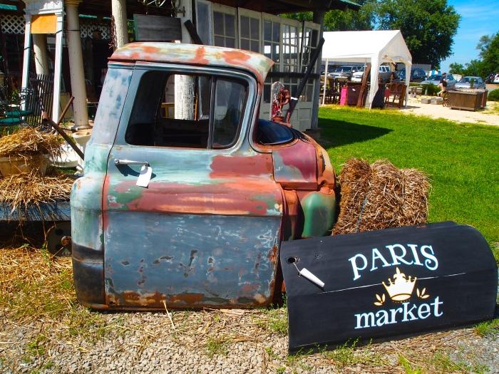 """""""Paris Market"""""""