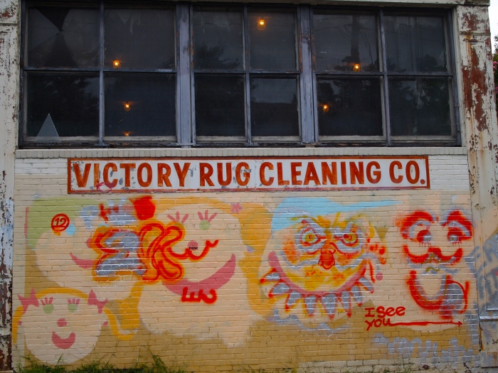 the Victory Rug Cleaning Co.