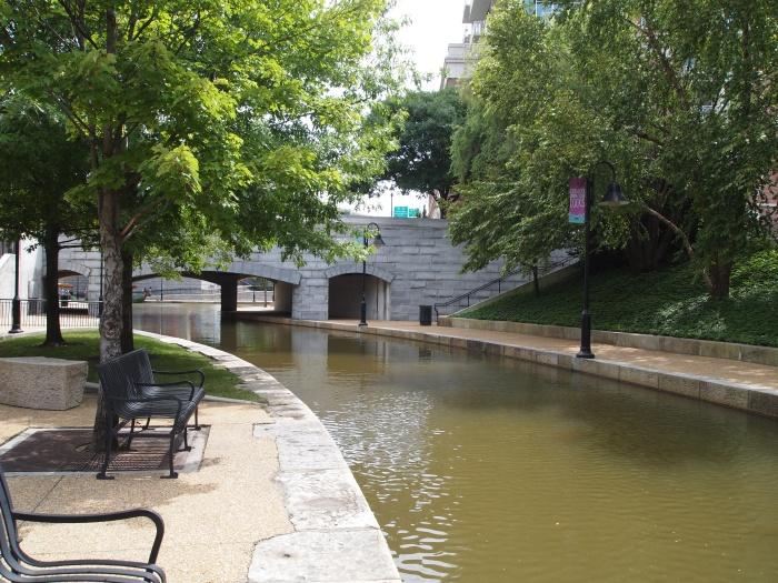 Richmond's Canal Walk