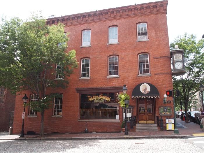 The Tobacco Company Restaurant