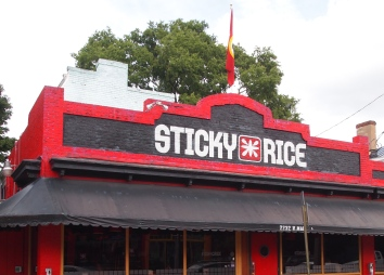 Richmond: Sticky Rice