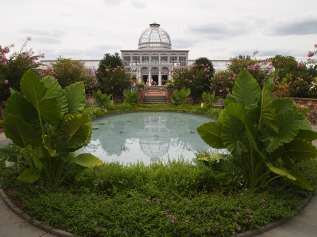 The Conservatory at Lewis Ginter Botanical Garden