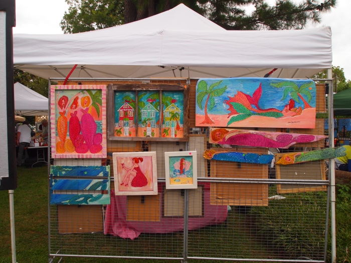 crafts booths in Urbanna