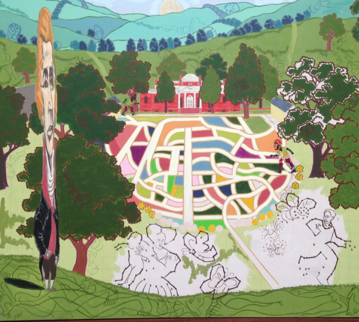 In The Tower: Kerry James Marshall
