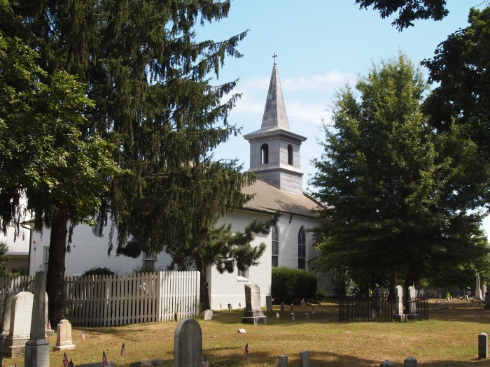 St. Mary's Church in Rockville, Maryland