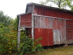 an old barn in southern Pennsylvania