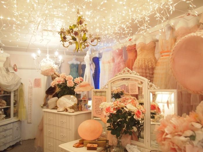 pink formalwear