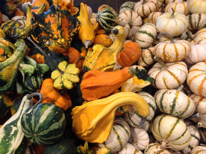 squash at Whole Foods in Fairfax