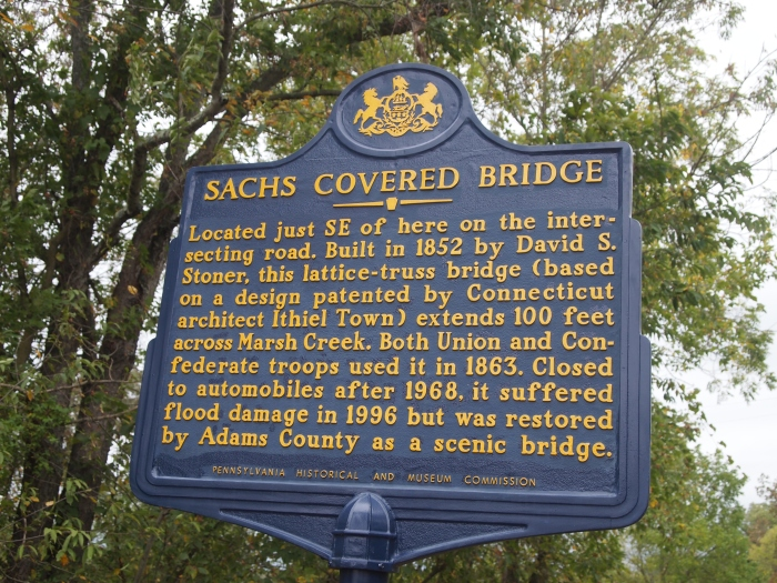 Sachs Covered Bridge