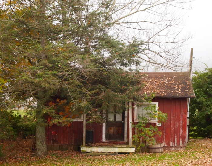 rustic building in Highland County