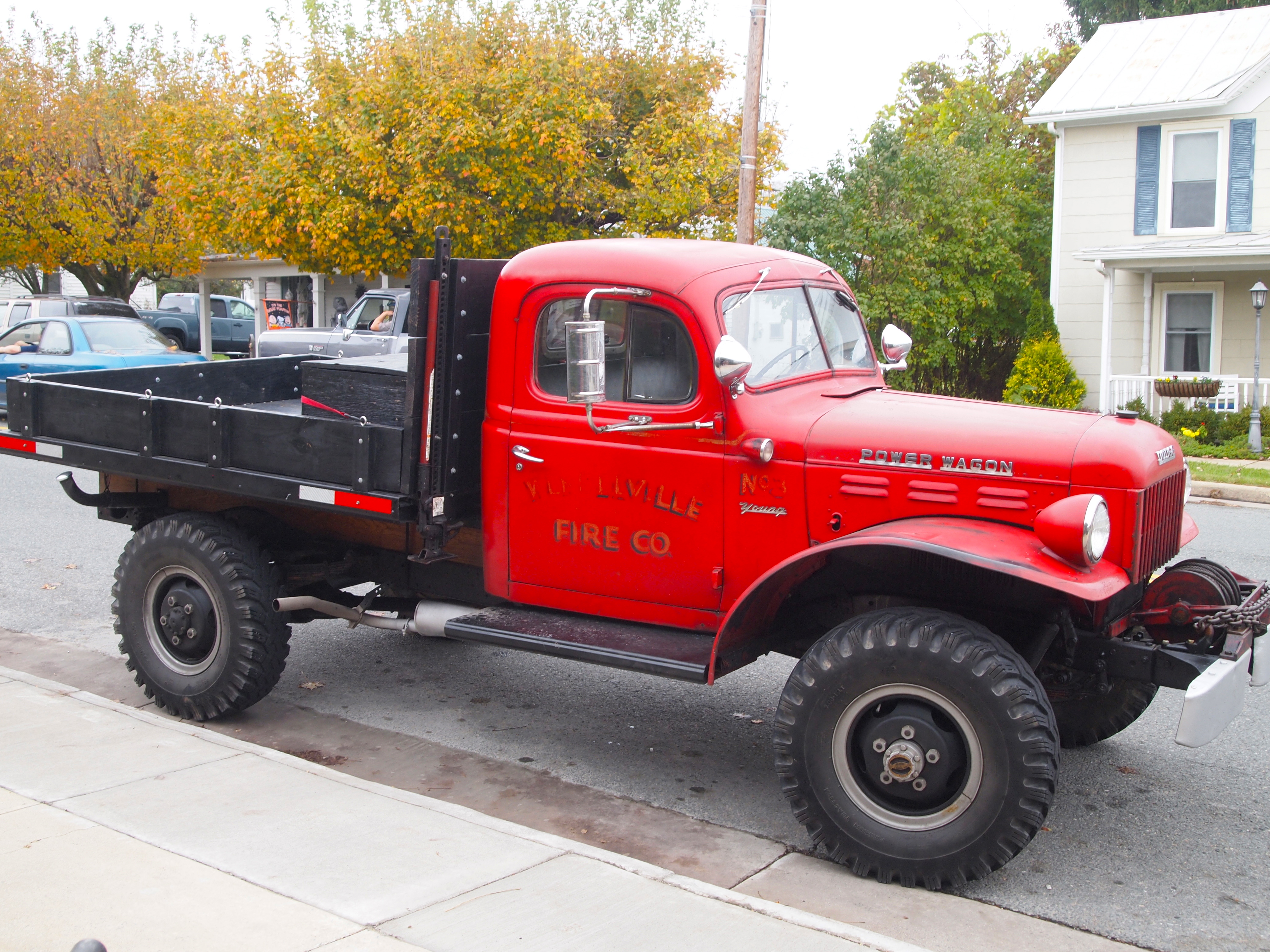 the dodge power wagon brigade in monterey nomad interrupted. Cars Review. Best American Auto & Cars Review