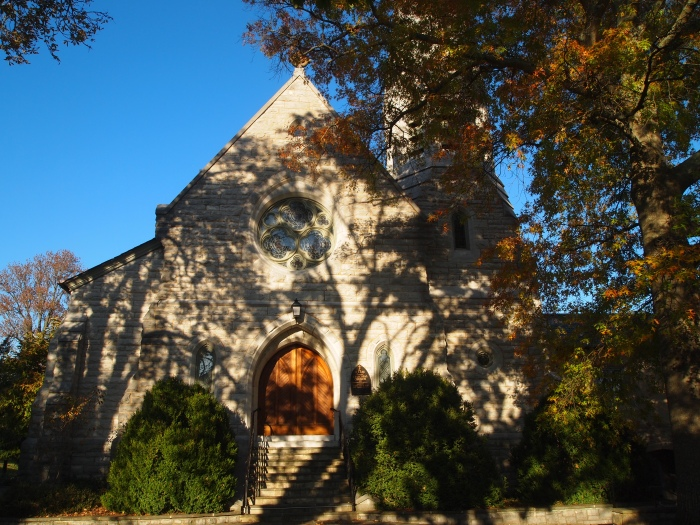 R.E. Lee Memorial Church