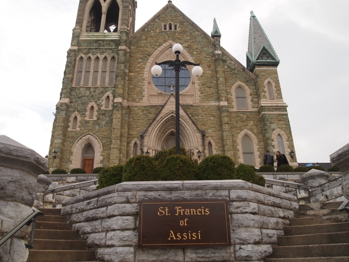 St. Francis of Assisi Catholic Parish in Staunton