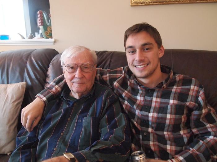 Dad and Seth
