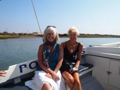 me with Jo in Tavira