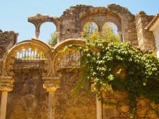 Garden in Evora