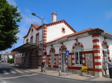 train station in Sintra