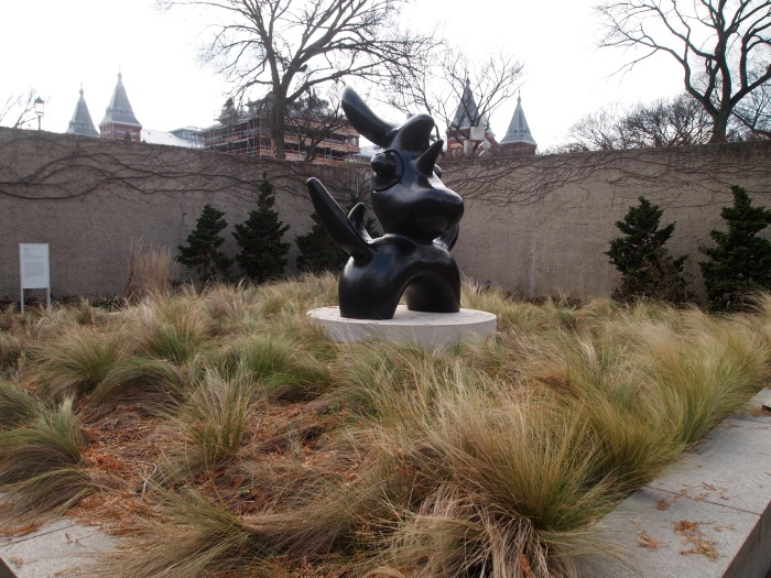 Hirshhorn Sculpture Garden