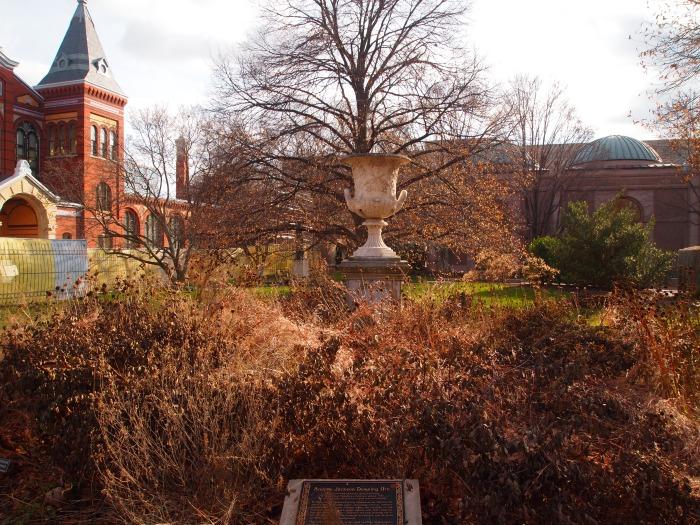 Andrew Jackson Downing Urn