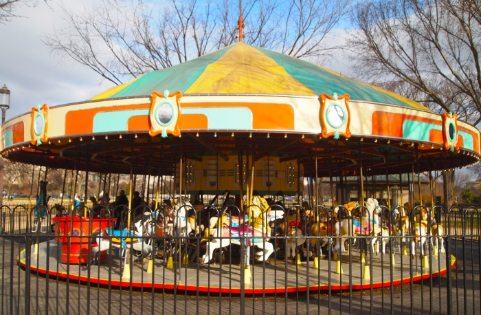 the national carousel