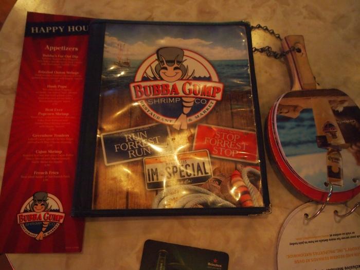 The Bubba Gump Shrimp Co