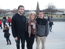 Alex, me and Adam