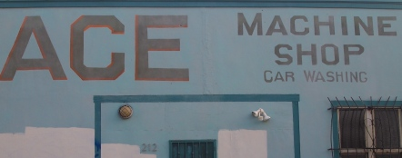 ACE Machine Shop Car Wash