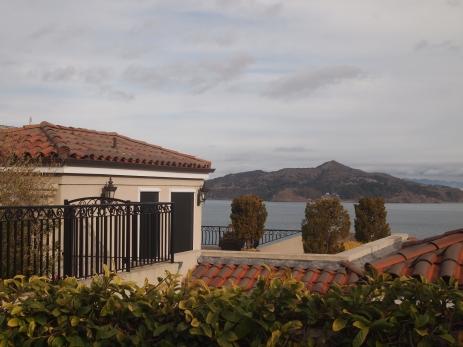 pretty view Sausalito