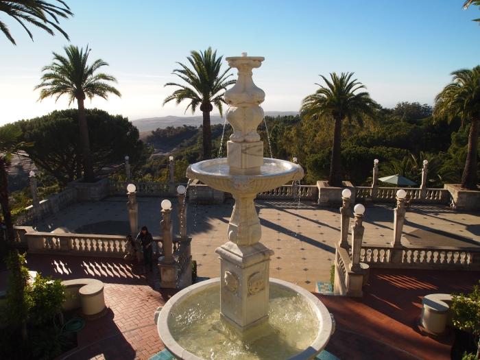 Fountain at Casa del Sol