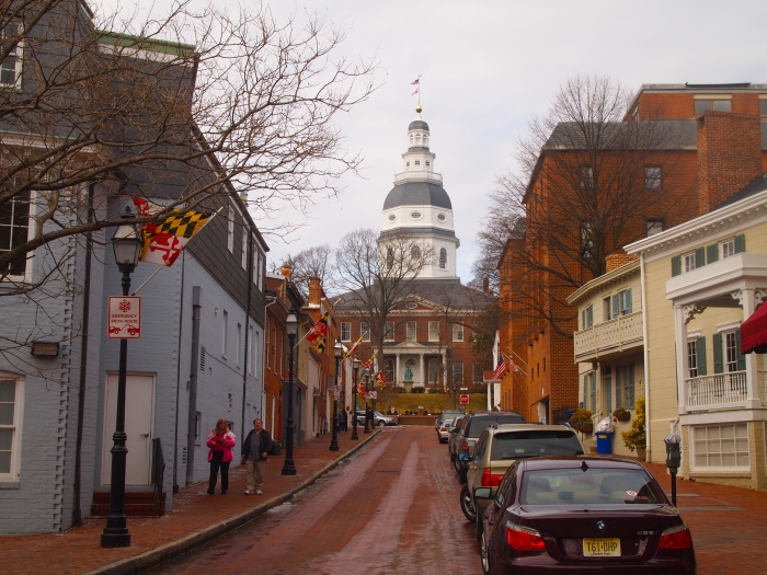 view of the State Capitol