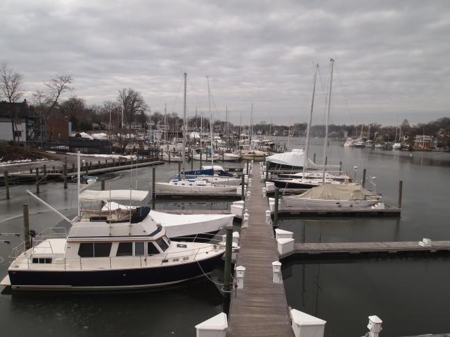 more marinas in Spa Creek