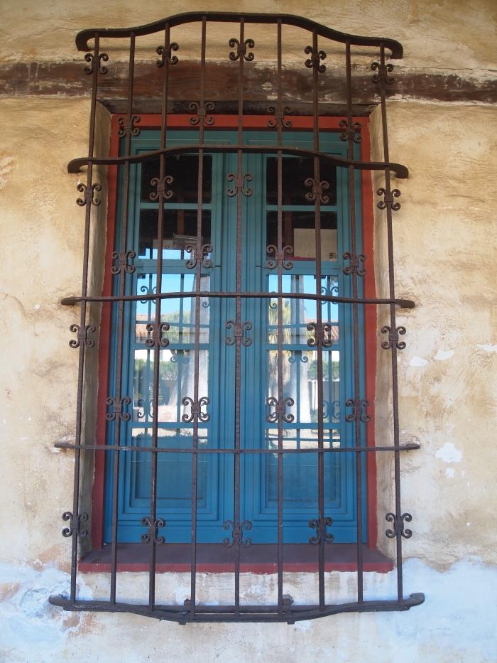 Window at Santa Barbara