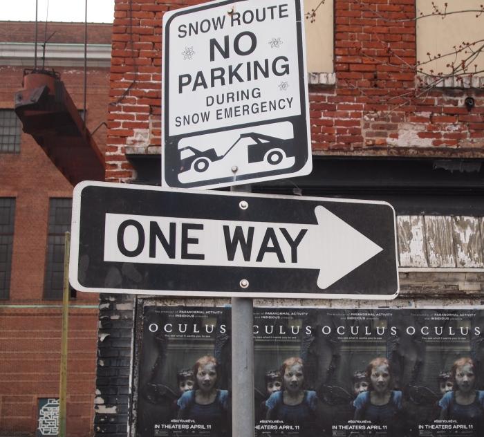 Baltimore signage