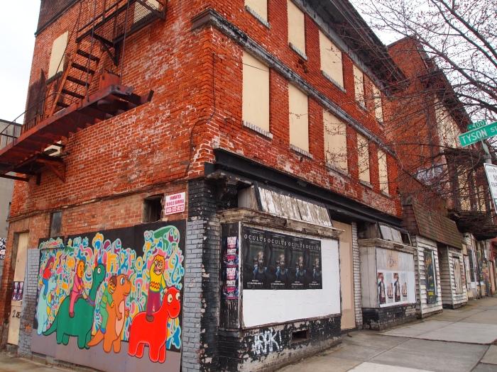 buildings in Baltimore