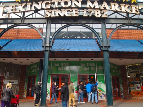 Lexington Market ~ since 1782