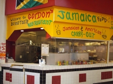 Gordon's Restaurant ~ Jamaica Food