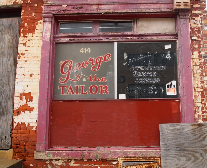 George the Tailor