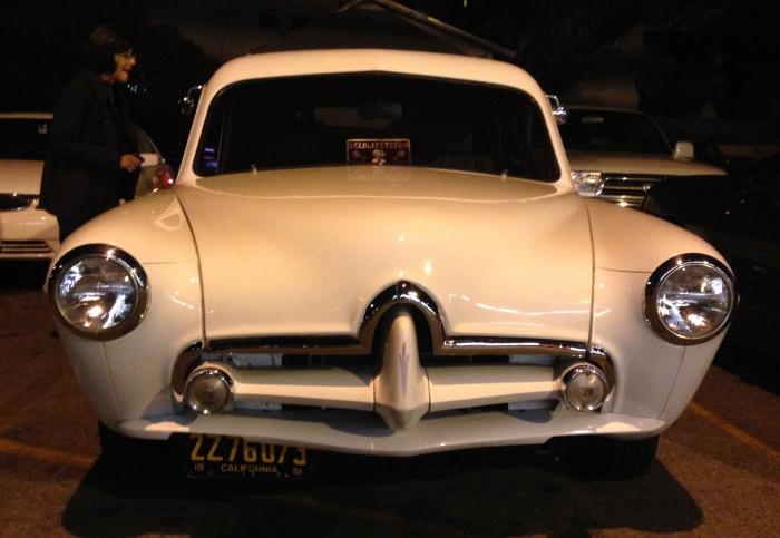 Henry J Classic Car