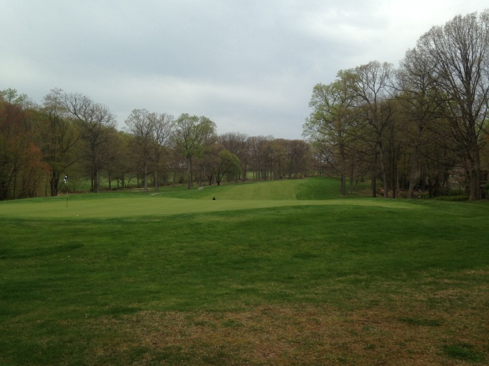 Reston golf course