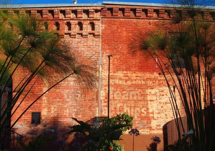 Wall in Ventura