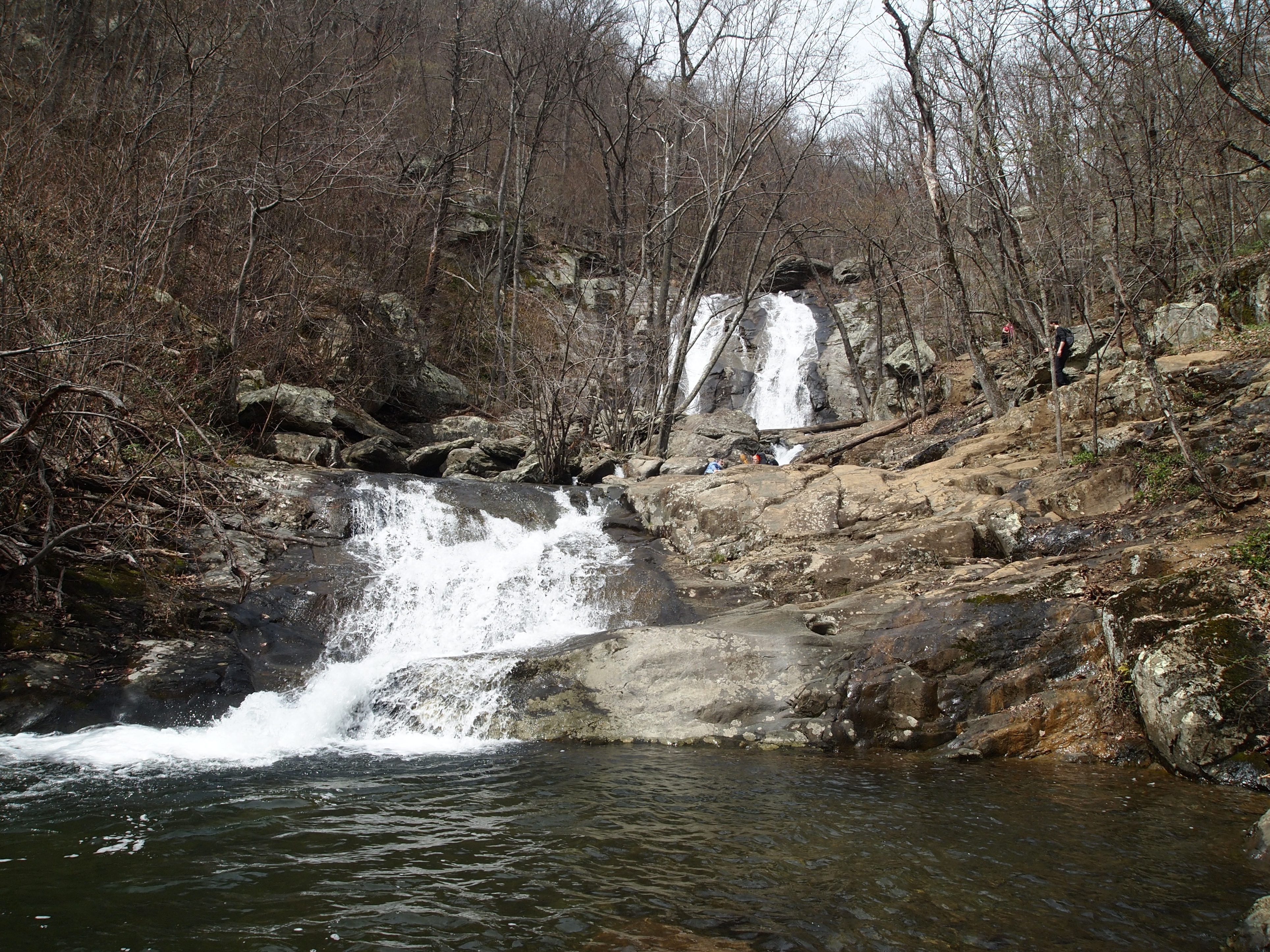 White Oak Falls ~ A hike at white oak canyon nomad interrupted