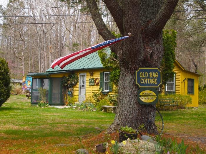 Old Rag Cottage
