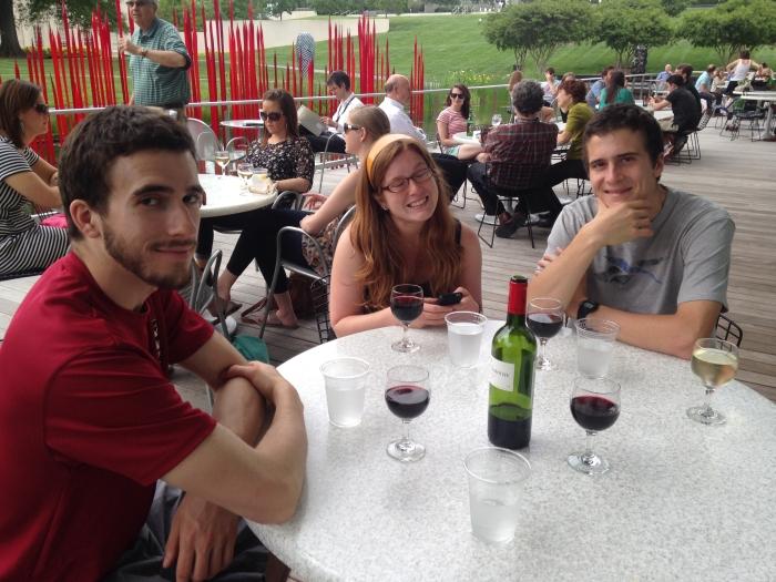 Alex, Sarah & Adam