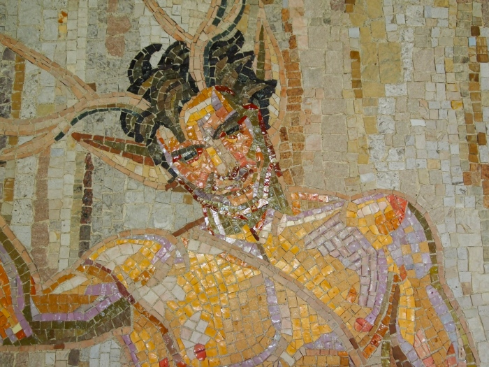 Mosaic of Actaeon