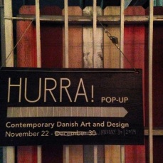 Hurra! Pop-up