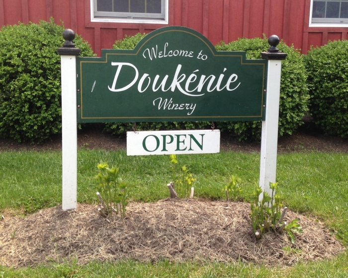 Welcome to Doukénie Winery